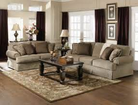 Livingroom Furniture by Living Room Cozy Look Of A Traditional Living Room