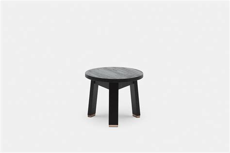 black stool 440 low stool