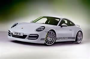 Porsche 911 In Hybrid 2017 Porsche 911 Hybrid