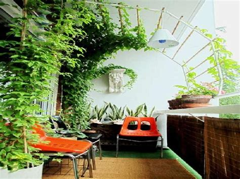 backyard apartment making a terrace garden or rooftop garden ideas