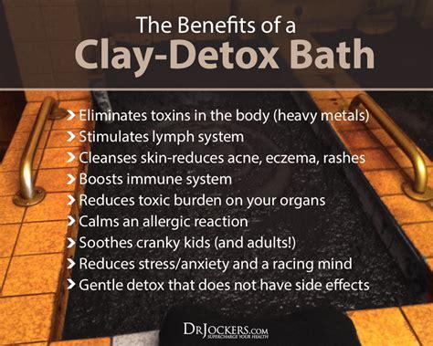Clay Detox Symptoms by 10 Healing Bath Recipes Drjockers