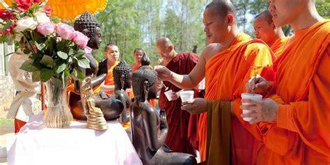 list of buddhist public holidays and festivals
