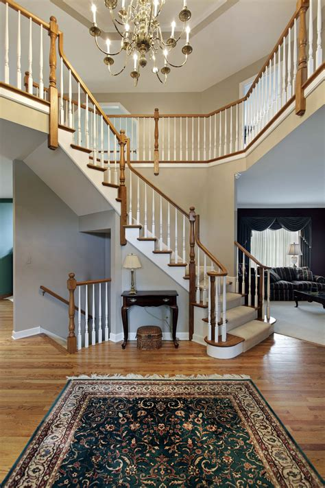 Interior Design Stairs And Landing by 45 Custom Luxury Foyer Interior Designs