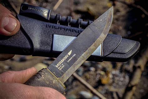mora bushcraft black survival morakniv bushcraft survival knife hiconsumption