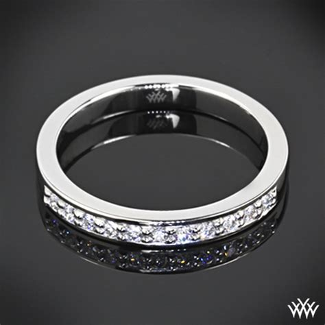 Wedding Rings 400 by Matching Flush Fit Wedding Band 400