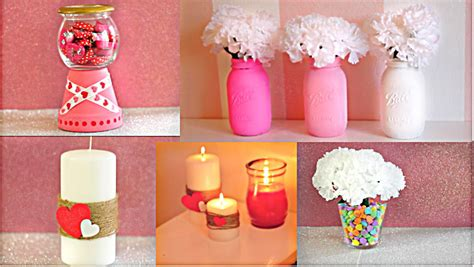 Handmade Room Decoration - diy room decor for valentines day 10
