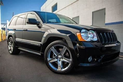 Jeep Srt8 For Sale Los Angeles Sell Used 2008 Vortech Supercharged Awd Jeep Grand