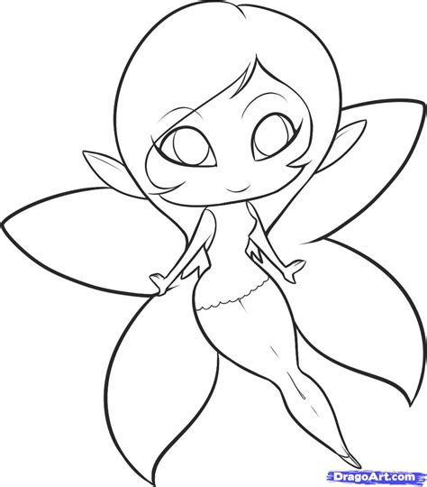 how to draw a fairy draw an easy fairy step by step drawing sheets added by