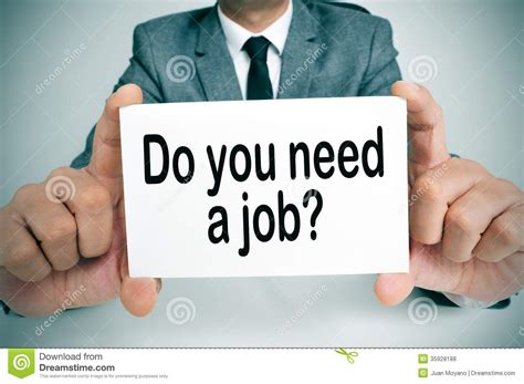 what you need to do when looking to become an interior do you need a job stock photo image of businessman