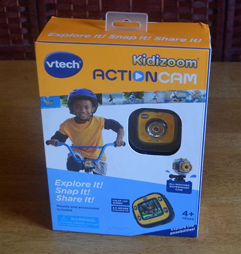 Vtech Giveaway - vtech kidizoom action cam review giveaway