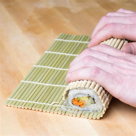 Where To Buy Sushi Mat by 9 1 2 Quot X 9 1 2 Quot Bamboo Sushi Rolling Mat