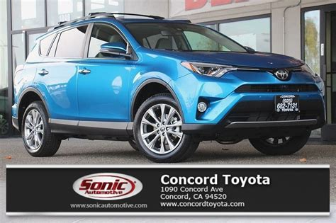 Concord Toyota Service Featured Inventory At Concord Toyota Serving The Bay Area