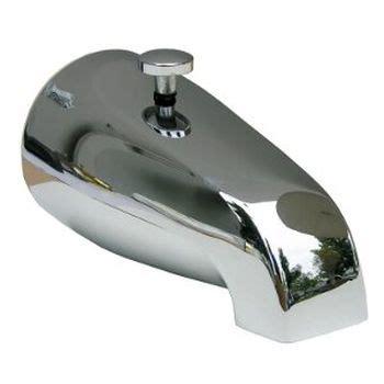 lasco  bathtub diverter lift spout chrome faucetdepotcom
