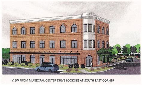 new building coming to municipal center drive tn today