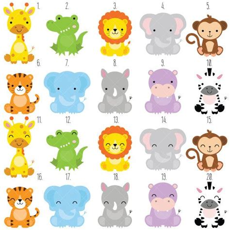 zoo animal clipart zoo animals clipart 101 clip