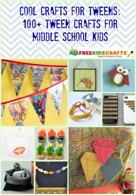 arts and crafts projects for middle school cool crafts for tweens 100 tween crafts for middle