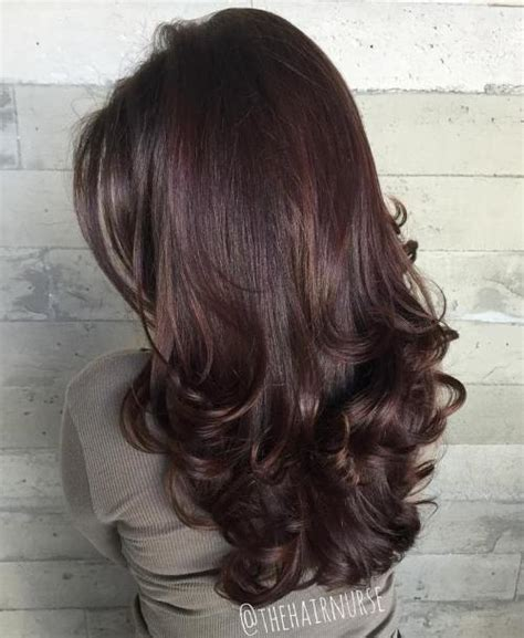 hair thats straight on top curly at bottom 20 long hairstyles that make you want to let your hair down