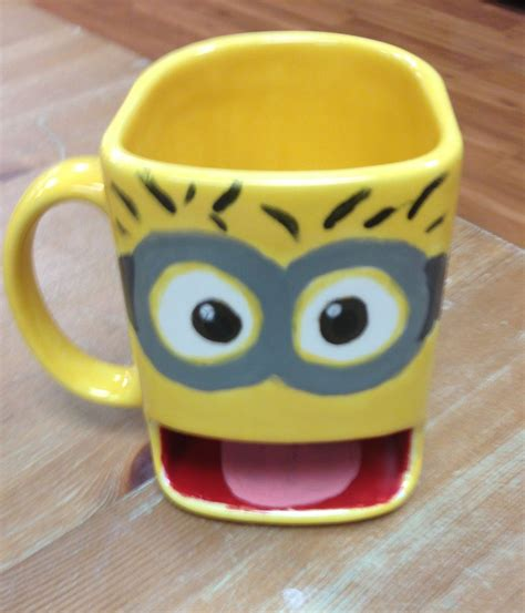 Dunker Mug by The Minion Dunk Mug Made In Our Studio