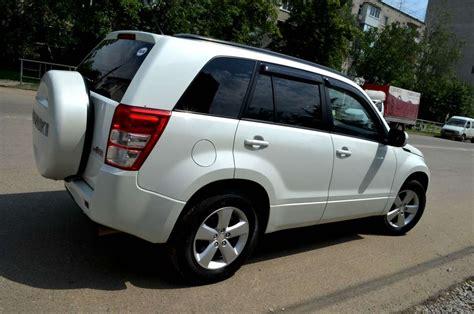 Suzuki Grand Vitara Problems 2012 Suzuki Grand Vitara Photos 2 5 Gasoline Manual For