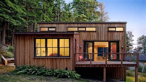 modern cabin plans modern mountain cabins designs small modern cabin house