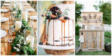 2017 diy trends the 21 biggest diy wedding trends for 2017 wedding