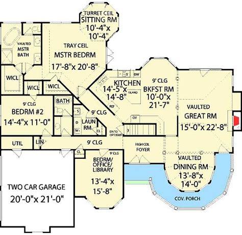 customizable house plans customizable ranch 3867ja 1st floor master