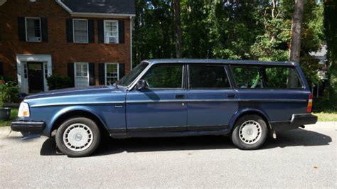 volvo  dl wagon  sale  technical specifications description