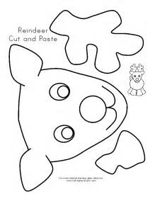 color and cut free cut and paste coloring pages