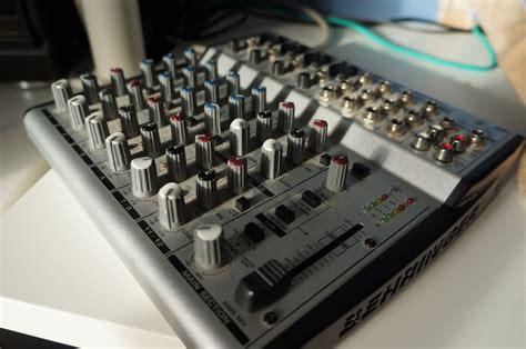 Mixer Behringer Ub1202 behringer eurorack ub1202 image 1630684 audiofanzine