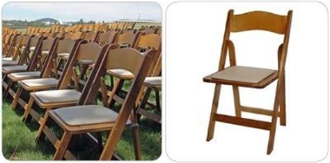 Wooden Wedding Chairs by Need Wooden Folding Chairs Not White In Central Illinios