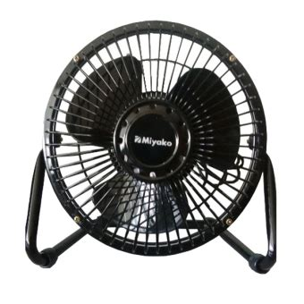 Miyako Kaw 1689 Rc Wall Fan Biru baru update daftar harga kipas angin miyako april 2017