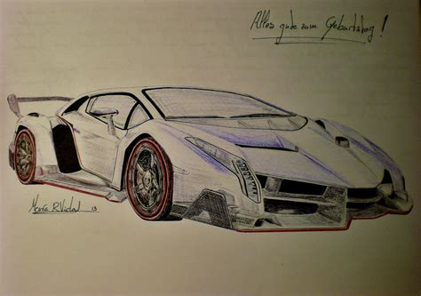lamborghini veneno sketch drawings and sketches while studying car lamborghini
