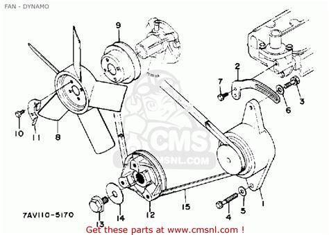 V Belt Vbelt Fan Belt Kawahara Racing Yamaha Mio Nouvo Fino belt v edl5500dves generator yf1584197010