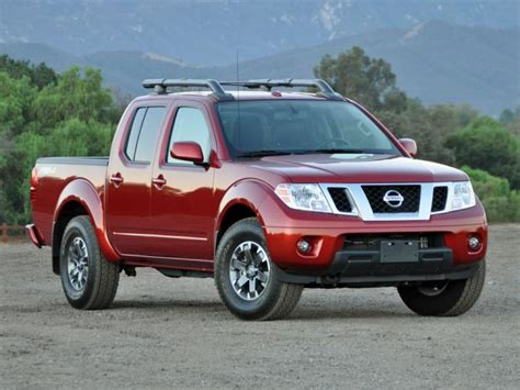 nissan truck 2014 driven 2014 nissan frontier offers back to basics