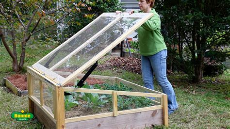 How To Build A Raised Bed Garden Frame How To Build A Raised Bed Cold Frame Greenhouse Cold Frame Raised Bed And Gardens