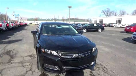 blackout chevy impala 2016 2016 chevrolet impala blackout edition youtube