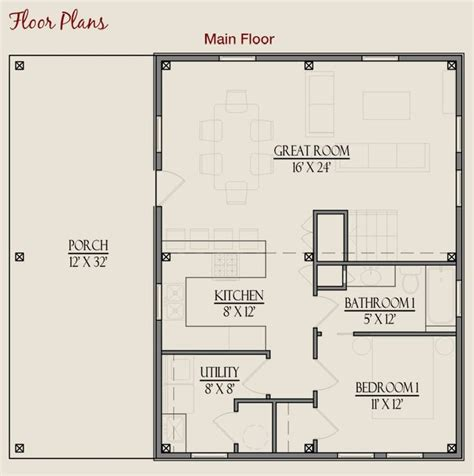 single story timber frame floor plan home pinterest 17 best images about house plans on pinterest cabin