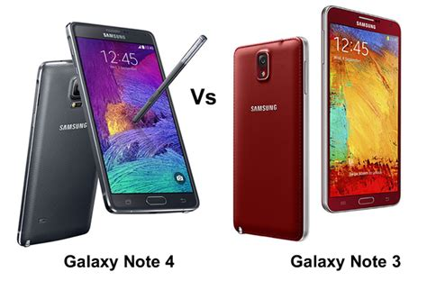 samsung galaxy note 7 vs note 4 what s the difference and should i upgrade samsung galaxy note 4 vs samsung galaxy note 3 what are the differences