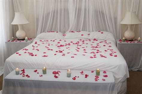 romantic bedroom with candles romantic bedroom candles rose petals interior design