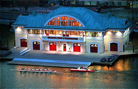 harvard boat house boathouses lose their free ride the boston globe