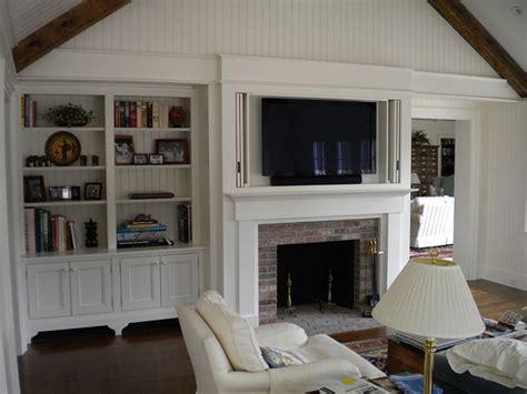 tv media custom cabinetry millwork platt builders