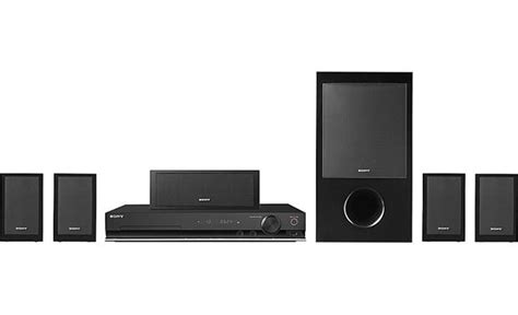 sony dav dz170 dvd home theater system accessories at