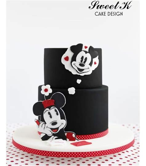 44 best images about mickey 44 best mickey and minnie images on conch fritters birthdays and anniversary cakes