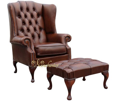 Black Leather Wingback Chair Design Ideas Wing Chair Leather Chair Design Ideas