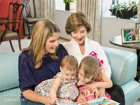 jenna bush hager welcomes daughter margaret laura moms jenna bush hager dishes on raising outdoorsy daughters in