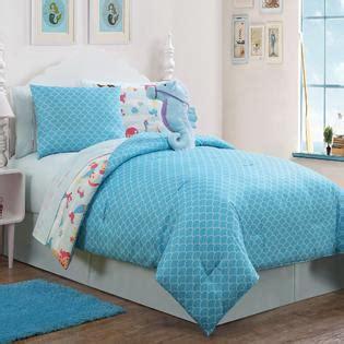 mermaid bedding twin mermaid 7pc reversible comforter set twin home bed bath bedding comforters