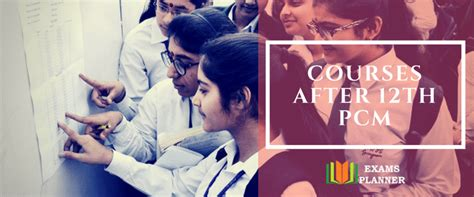 Courses Can Be Done After Mba by Courses That You Can Do After 12th Physics Chemistry Maths