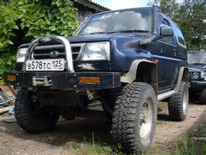 Daihatsu Rocky Parts For Sale 1995 Daihatsu Rocky Photos 1 6 Gasoline Manual For Sale