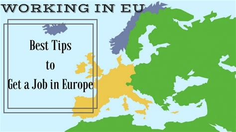 working eu working in eu 9 best tips to get a in europe wisestep