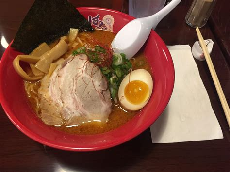 Ramen So miso ramen so delish the broth is rich yelp
